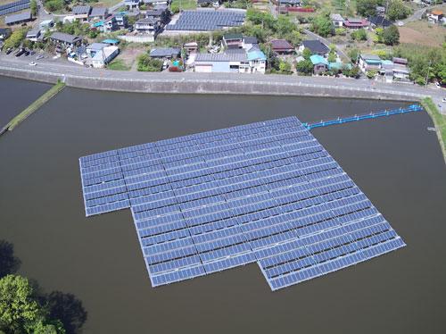 東和アークス吉見水上発電所